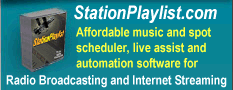 Radio & internet automation broadcasting software