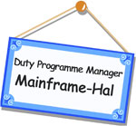 Duty Programme Manager Mainframe-Hal